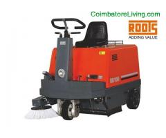 coimbatore -Ride on Sweeper