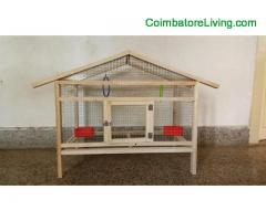 coimbatore - Cage for sale all place transport available - Image 1/2
