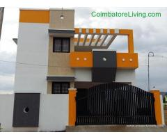 coimbatore - DTCP APPROVED INDIVIDUAL VILLAS AND PLOTS FOR SALE - Image 1/4