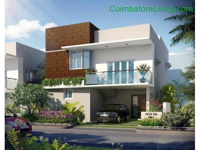 coimbatore - DTCP APPROVED INDIVIDUAL VILLAS AND PLOTS FOR SALE - 3/4