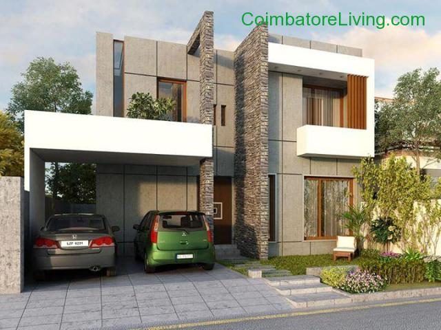 coimbatore - DTCP APPROVED INDIVIDUAL VILLAS AND PLOTS FOR SALE - 4/4