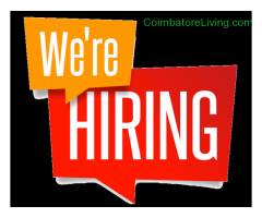 coimbatore -HIRING SALES MANAGERS FOR E COMMERCE COMPANY