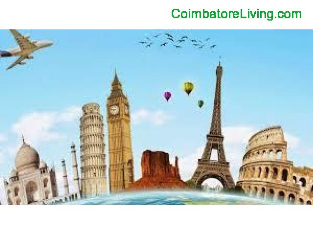 coimbatore - Tourism industry brings to you the best-in-class Holiday Packages - 1/1