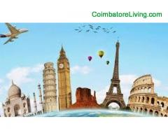 coimbatore -Tourism industry brings to you the best-in-class Holiday Packages