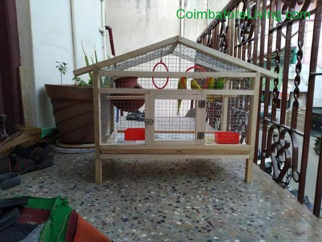coimbatore - Cage for sale - 3/4