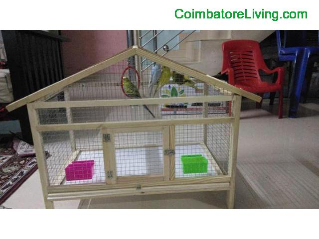 coimbatore - Cage for sale all place transport available - 1/1
