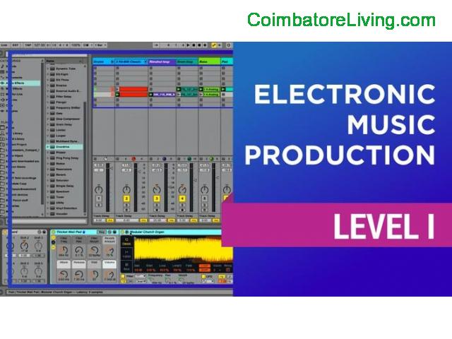 coimbatore - Learn Music Production & Audio Engineering Course - 1/1