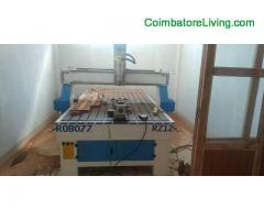 CNC WOOD ROUTER MACHINE