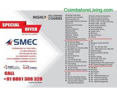 coimbatore - industrial training with placement for fresher and experienced