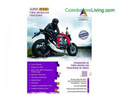 coimbatore - Two wheeler GPS with one year warranty