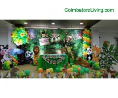 coimbatore - Balloon Decorations and photography