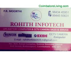 coimbatore -Sales and services Call