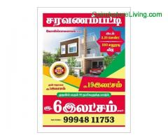 coimbatore -Home For Sale