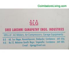 coimbatore - Electric motors sales from the manufacturer