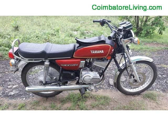 coimbatore - 5-speed Rx135 in superb condition - 1/1