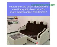 coimbatore -Customise sofa
