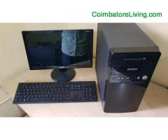 coimbatore -Computer Full Set Fresh Look