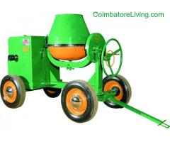 coimbatore -Concrete Mixer Machine