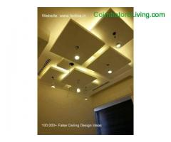 coimbatore - FALSE CEILING DESIGN AND PAINTING WORK