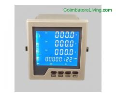 coimbatore -LCD multi-function digital power meter with RS485 interface