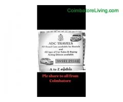 coimbatore -Acting driver