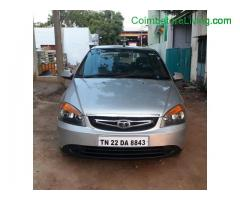coimbatore -TATA INDIGO ECS TDI 2015 SINGLE OWNER
