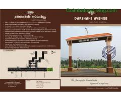 coimbatore -Plots for Sale in Santhi-Medu Coimbatore