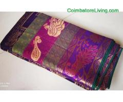 coimbatore -MERSERIZED COTTON SAREES COLLECTION