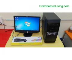 coimbatore -System Full Set At Fresh Condition