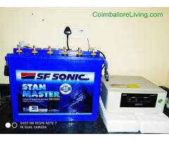 coimbatore -Ups Battery Summer Offer