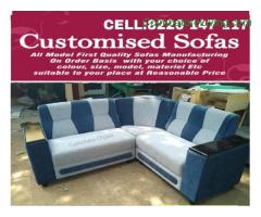coimbatore -CUSTOMISED SOFAS