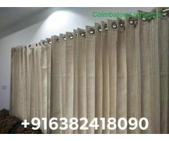 coimbatore -Curtains order  fitting works