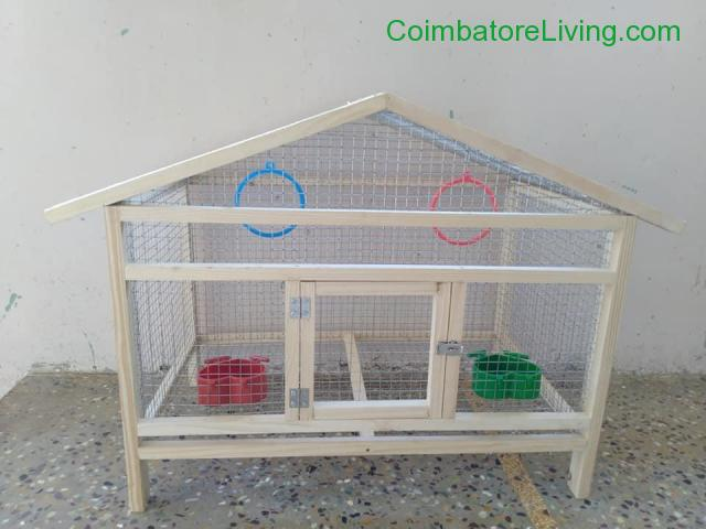 coimbatore - Cages for sale - 1/1