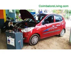 coimbatore -Incrrease Mileage upto 8kmpl