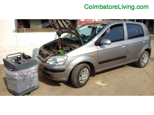 coimbatore - cars and bikes auto, van, bus, lorrymileage and pick up - 1/1
