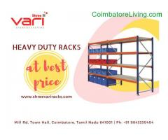 coimbatore -Heavy Duty Racks