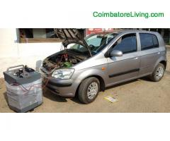 coimbatore -lorrymileage and pick up here