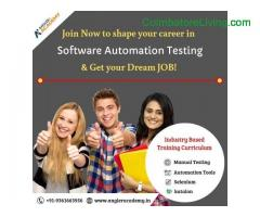 coimbatore -Automation testing courses in Coimbatore