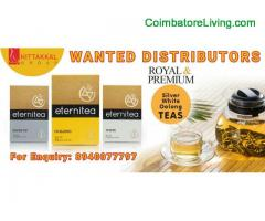 coimbatore -Eternitea WANTED DISTRIBUTORS