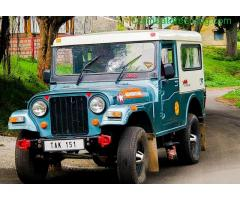 coimbatore -Jeep fully loaded all papers current upto 2023