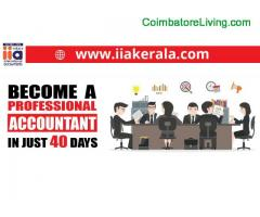 coimbatore -Thrissur accounting professional training