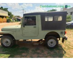coimbatore -Jeep 1997 model for sale