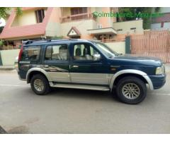 coimbatore -Ford Endeavour FINANCE AVAILABLE