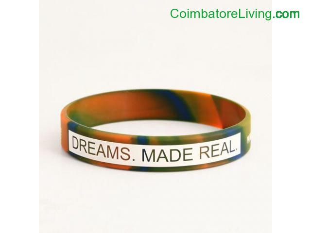 coimbatore - Dreams. Made Real. Simply Wristbands - 1/1