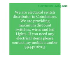 coimbatore -Electrical switch