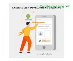BEST ANDROID APPLICATION TRAINING COIMBATORE
