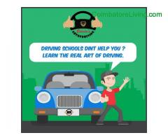 coimbatore -Learn Driving in just 5 to 7 days