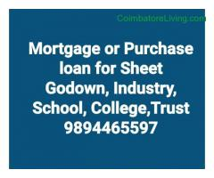 coimbatore -Commercial purchase or mortgage loan