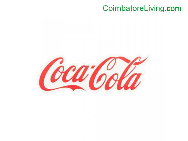 coimbatore - Vinyl Letter Stickers | Coca Cola Custom Stickers | GS-JJ.com ™ - 1/1