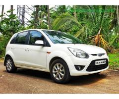 coimbatore -FORD FIGO TITANIUM 2011 TOP END